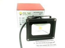1 sztuk LED flood światła 10W 20W 30W 50W czarny/Gary AC85 265V wodoodporny IP65 reflektor reflektor oświetlenie zewnętrzne
