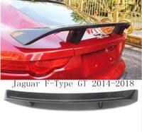 탄소 섬유 cra rear wing trunk 립 스포일러 jaguar f-type gt 2014 2015 2016 2017 2018 2019
