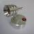 Instale la batería de la lámpara LED vitrina carretera boda batería seca sin fuente de alimentación de luz de emergencia lámpara de escritorio inalámbrico