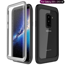 For Samsung Galaxy S9 Plus case life water Shock Dirt Snow Proof Protection With Touch ID for S9 plus Case Cover for galaxy s8 plus case shock dirt snow proof protection for samsung galaxy s8 with touch id cover