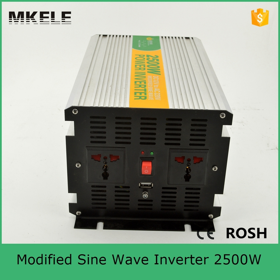 MKM2500-242G dc to ac micro power inverter 24v 220/230vac 2500watt modified sine wave converter inverter power express inverter mkm2500 241g c dc ac modified sine wave static inverter solar power inverter 2500w 24v 120v power star inverter charger
