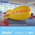 AO122 Бесплатная доставка 4 м Дешевые надувные воздушные шары реклама/большой надувной дирижабль воздуха/воздушного судна/гелием воздушный шар для продажи