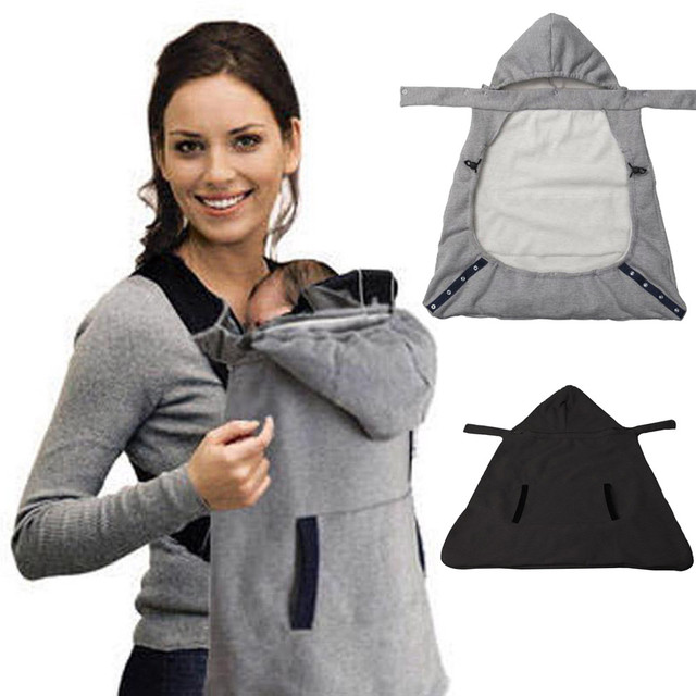 LONSANT Infant Baby Carrier Sling  Warm  Cloak Cover  Winter  Wind Out Necessary Carry fashion Portable Baby Carrier Sling