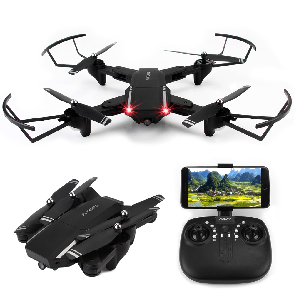 Q39 RC Helicopter Drone Professional Foldable Quadcopter with Camera WIFI FPV Drone G-Sensor VS Eachine E58 JJRC H31 Kids Toys