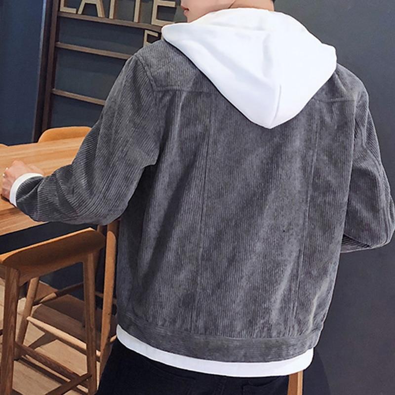Nuevo Hombre Abrigos Hombres gray Ropa Para La Black 58 Bormandick Chaqueta Abrigo Y Chaquetas Otoño J87 khaki Kxp18 De Invierno 5w1fzP