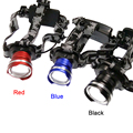 Cree xm-l T6 Stirnlampe Waterproof Flashligh Head Rechargeable Headlight Torch with 18650 Battery for Hunting Cycling