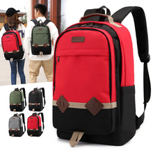 2019 Oxford Cloth Man Both Shoulders Package Outdoors Will Capacity Travelling Bag laptop anti theft backpack