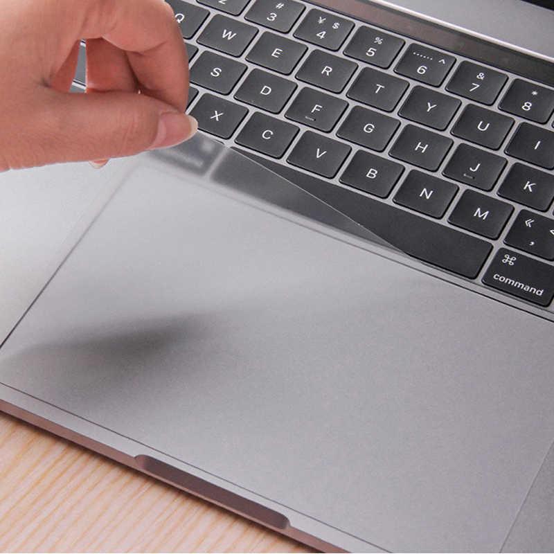 Autocollant de Film protecteur de Touchpad clair élevé pour Macbook Air 13 Pro 13.3 15 écran tactile Retina 12 tablette tactile ordinateur portable