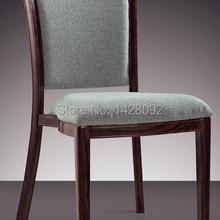 Обшитое ресторанное обеденное кресло LQ-L810