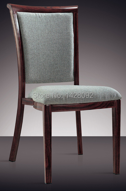 upholstered restaurant dining chair LQ-L810