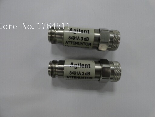 [BELLA] ORIGINAL Agilent 8491A 30dB DC-12.4GHZ N 361020 Fixed Attenuator