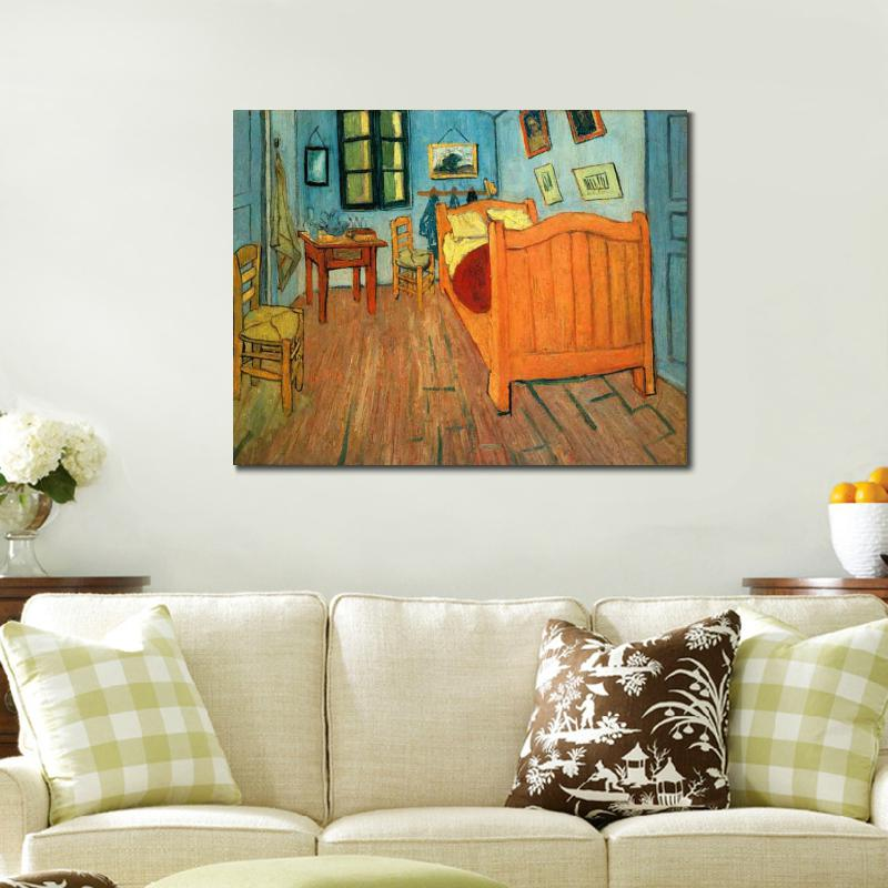 Best La Chambre Jaune A Arles Van Gogh Contemporary - Amazing ...