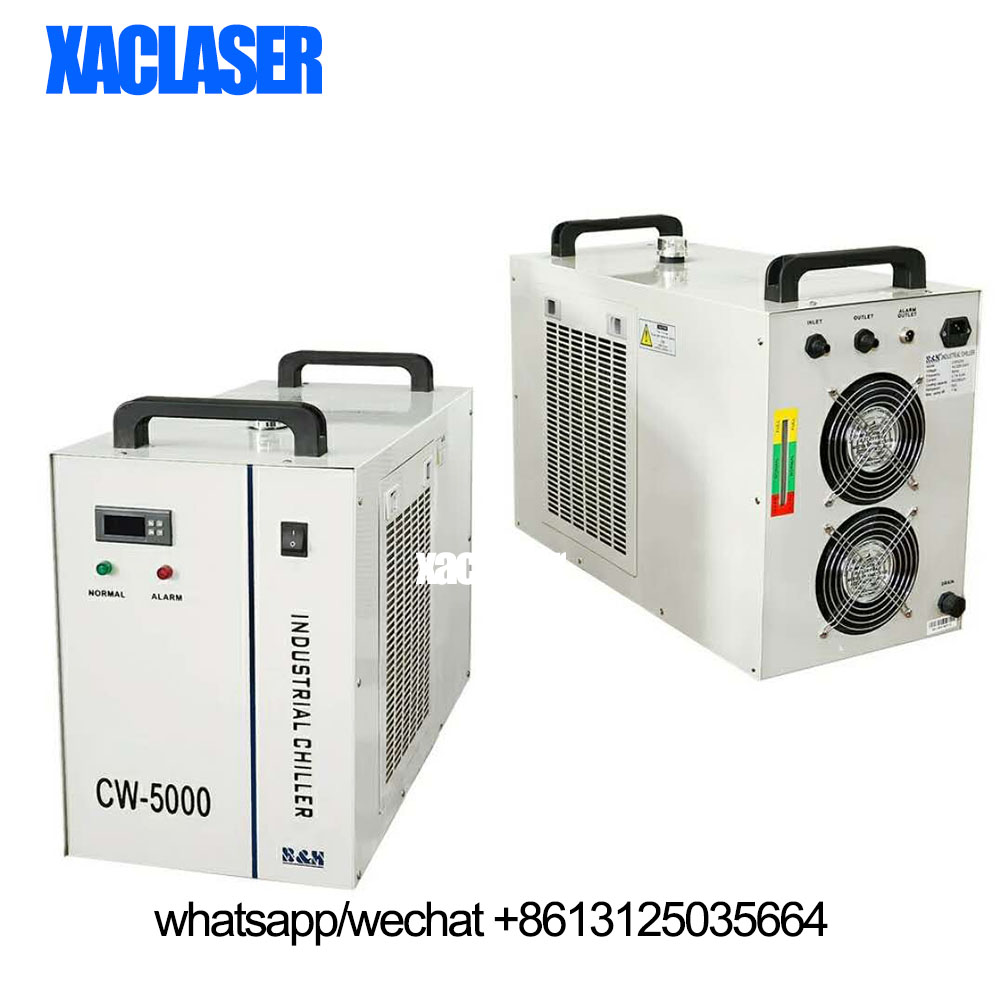 XAC LASER Industrial Water <font><b>chiller</b></font> <font><b>CW</b></font> <font><b>5000</b></font> <font><b>CW</b></font> 5200 Water <font><b>Chiller</b></font> Refrigerator For Fiber Laser Welding Machine image