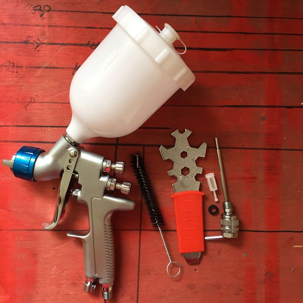 SAT0080 air spray guns for painting cars compresora de aire para pintar pistola de pintura automotiva compresse air for painting sat1184 spray guns for painting cars compressors for painting chrome spray guns
