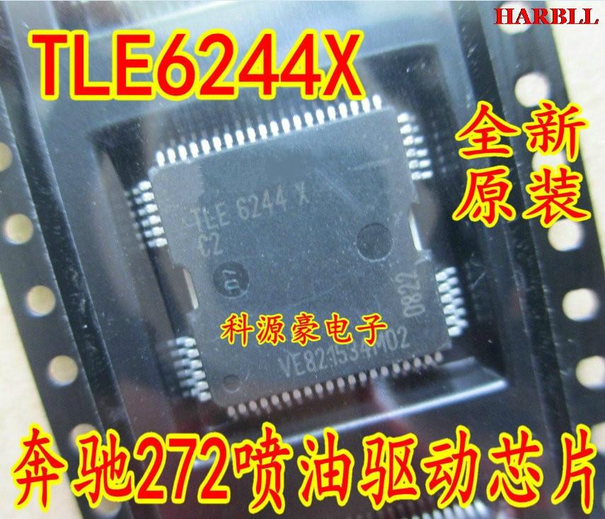 TLE6244X C2 Новый