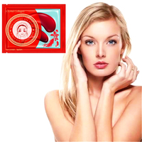 100% Nature 3pairs 6pcs Crystal Collagen Eye Mask Dark Circle Remover Anti-Wrinkle Creams