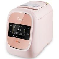 LK1816 Розовый Автоматическая подача хлебопечки WiFi Smart Завтрак торт машина домой 13 H Хранение Mute теста 750 г ЖК дисплей
