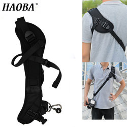 HAOBA Camera Strap Outdoor Sports Photography Shoulder Strap For Canon Nikon For Sony Pentax Panasonic Olympus Camcorder Camera