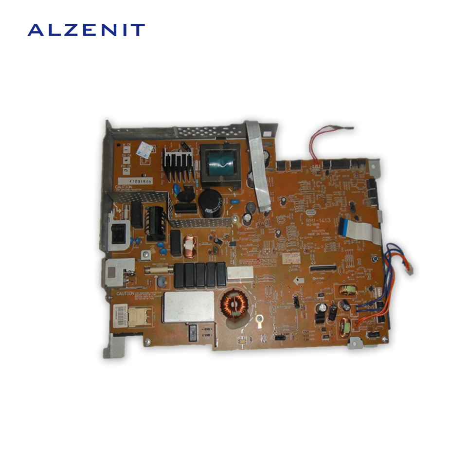For HP2420 LaserJet 2420 2430 Original Used Power Supply Board Printer Parts 220V On Sale brand new inkjet printer spare parts konica 512 head board carriage board for sale