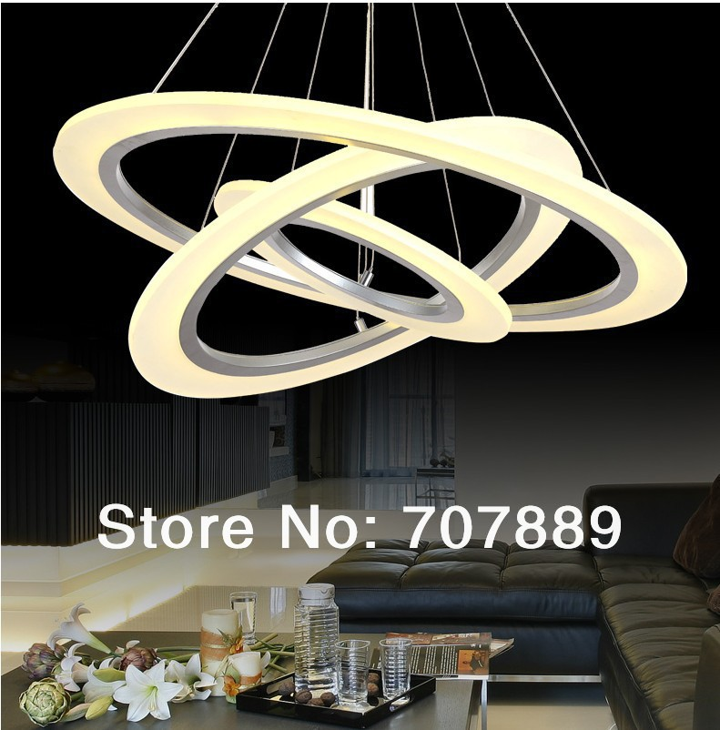 Buy new led chandelier modern living room for Living room hanging lights