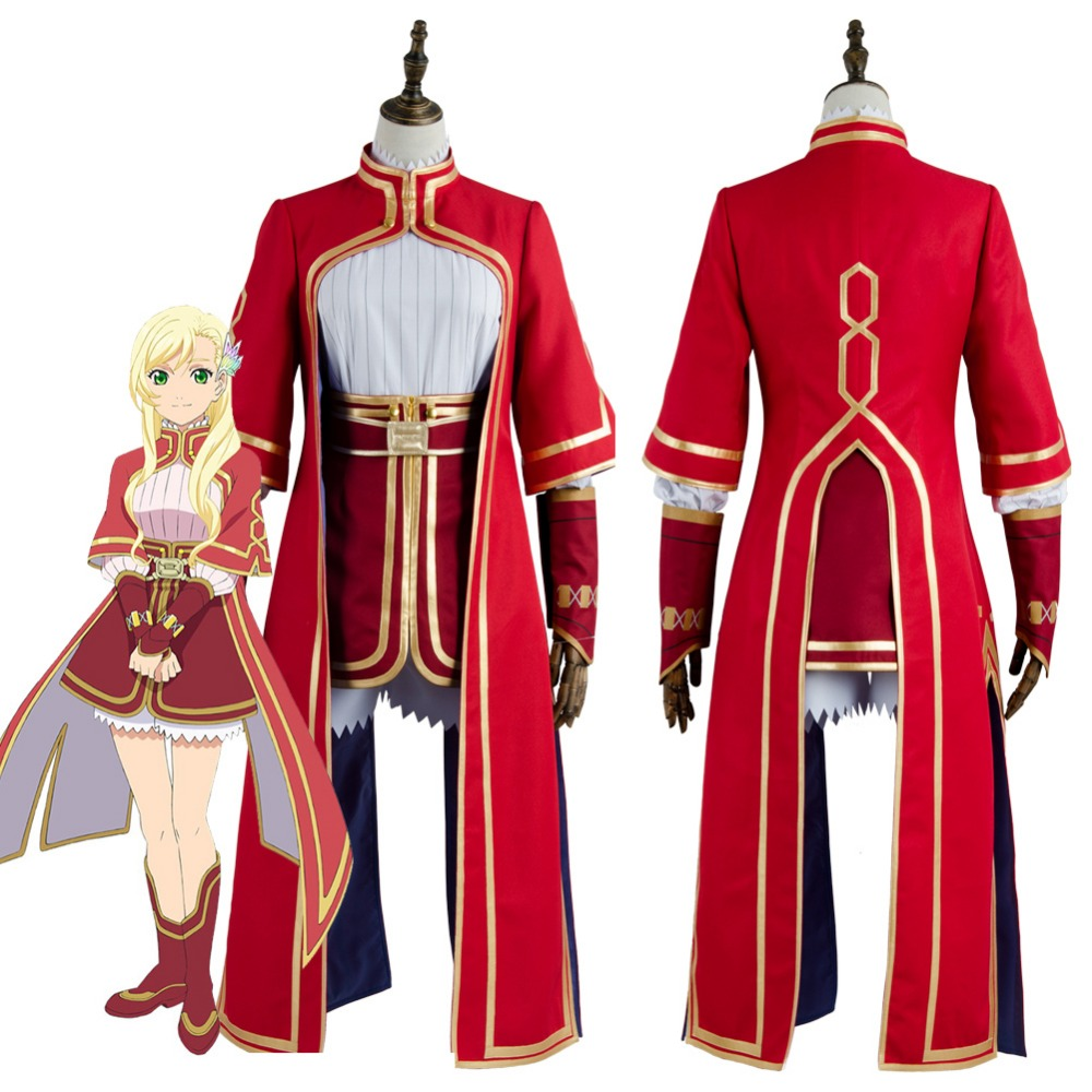 Tales of the Rays Mileena Cosplay Costume