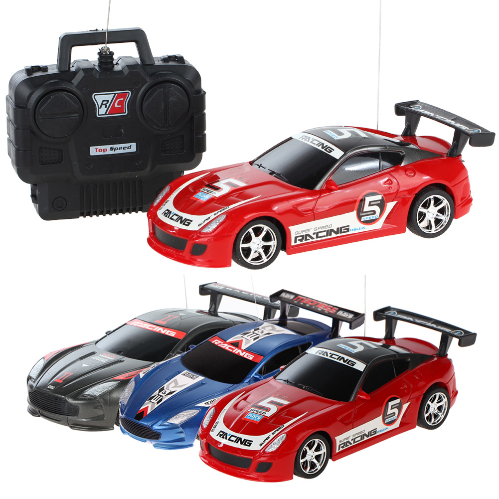 new 124 drift speed radio remote control rc rtr truck racing car kids child toy best xmas gift