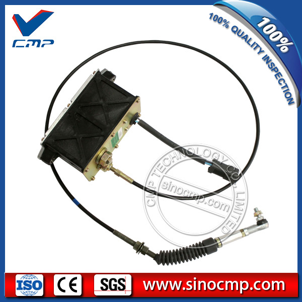 Engine 3046 throttle motor 247-5210, accelerator motor with single cable, 7 lines for 315C 330C 215C excavator as-governorEngine 3046 throttle motor 247-5210, accelerator motor with single cable, 7 lines for 315C 330C 215C excavator as-governor
