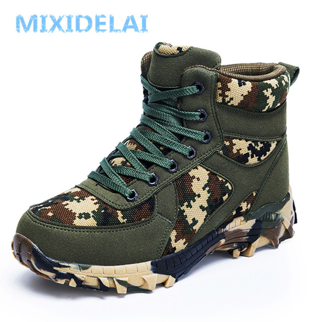 Military Warm Boots 2