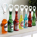 New arrival home personal home beer bottle opener vintage refrigerator stickers decoration home decor and kitchen tool
