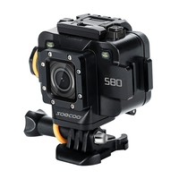 SOOCOO S80 1080P HD LCD Screen NTK96658 Processor Sports Action Camera, Waterproof Up to 20m, Support WiFi Module APP Control