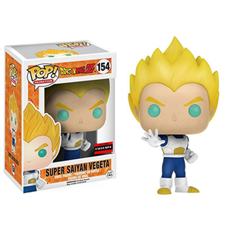 Funko pop Official Amine Dragon Ball Vinyl Action Figure Collectible Model Toy 24