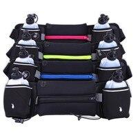 Поясные Сумки для бега, для мужчин и женщин, для бега, поясная сумка для гидратации, сумка для воды, бутылки для фитнеса, спортзала, легкий спо...