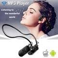 Reproductor de Mp3 Deporte auriculares Inalámbricos auriculares de Conducción Ósea auriculares manos libres auricular cancelación de ruido amplificadores