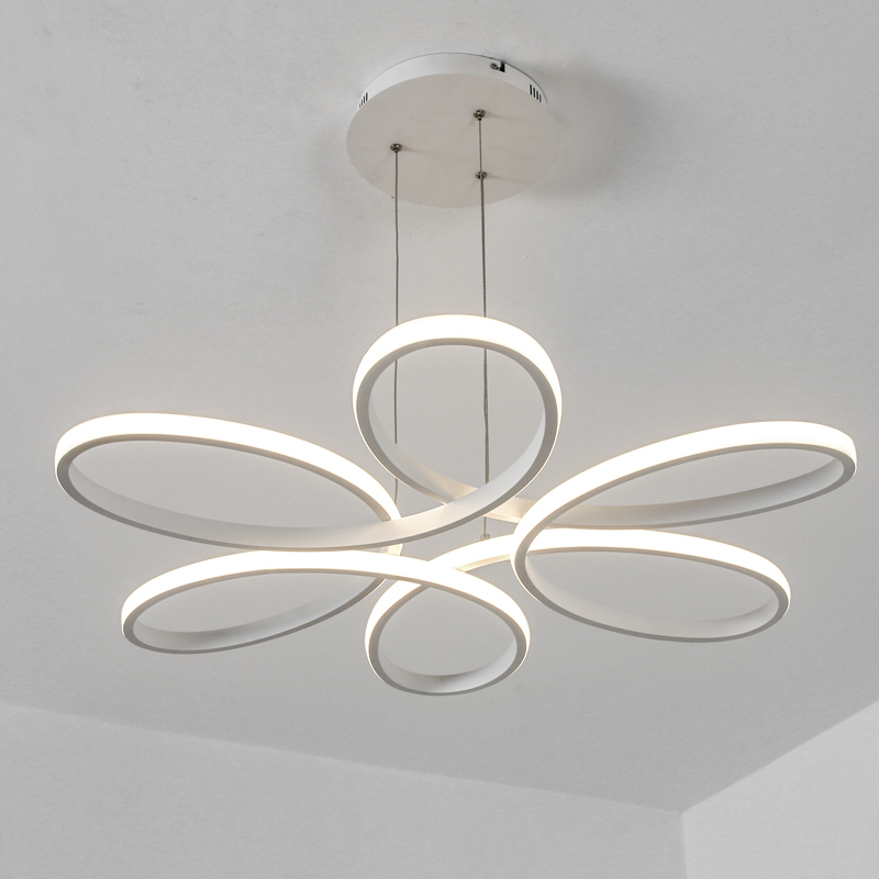 Hot Sale Simple Led Pendant Lights For Living Room Bedroom Kitchen