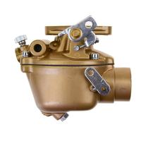 GOOFIT 35mm 533969M91 Carburetor for Massey Ferguson Carburetor 35 F40 50 135 150 202 203 204 with Mounting Gaskets H012 C0012