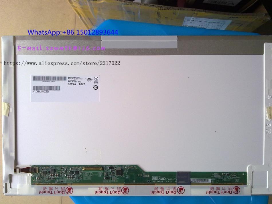 ФОТО 15.6 inch color LED module N156O6-L01 B156RW01 V.1 LP156WD1-TLA1 HSD156PHW1 laptop LCD screen WXGA