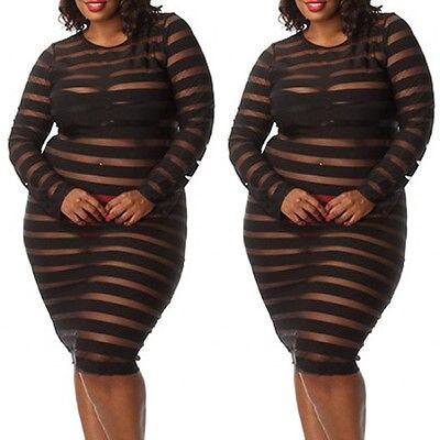 2017 мини-платье плюс размер Сексуальная клубная вечерние одежда облегающее вечернее платье в полоску перспектива женское белое черное с кру...