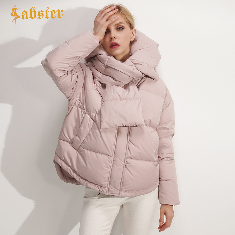 Winter Jacket Women 2018 Women's Jacket Coat Women Casual Hooded Jackets Warm Snow   Parka   Coat kz308