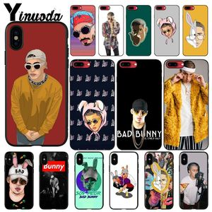 Yinuoda Bad Bunny Maluma Ozuna хип-хоп рэппер телефон CaseFor iphone 11 Pro Max 8 7 6 6S Plus 5 5S SE XR X XS MAX Coque
