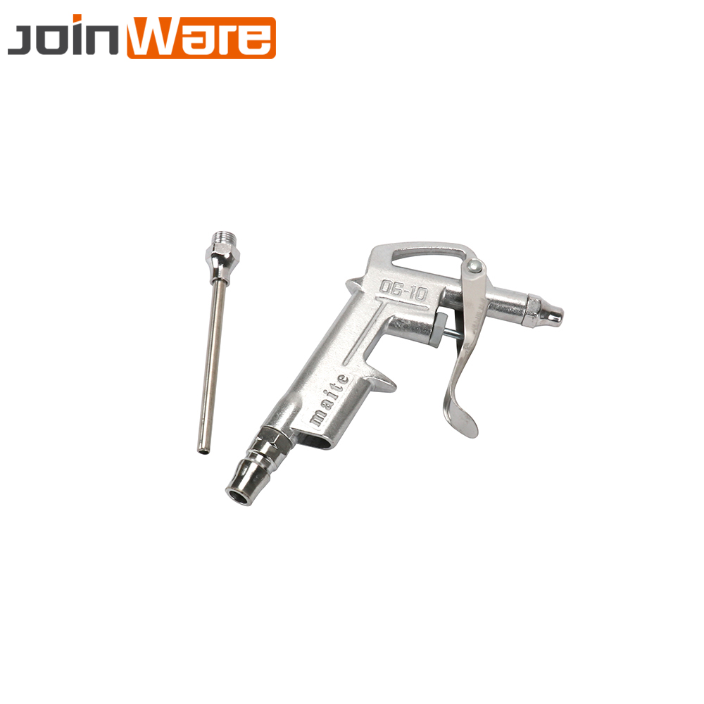 Air Blow Dust Gun High Pressure Cleaner Pneumatic Duster Airbrush Cleaning Tool Pistol Trigger Cleaner Compressor Dust Blower