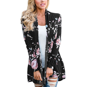 2018 Female Blouse Plus Size Women's Cardigan Clothes Pregnant Women Floral Shirts Tops For Maternity Femininas Clothing