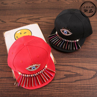 2017 Cool Turkey Eyes Hip Hop Snapback Caps Boys Girls Baby Cap Branded Baseball Cap Flat
