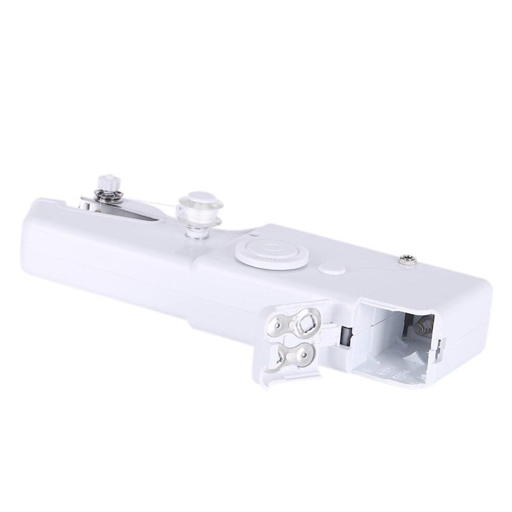 Alta calidad portátil Mini Handy máquina de coser puntada - Juegos de herramientas - foto 6