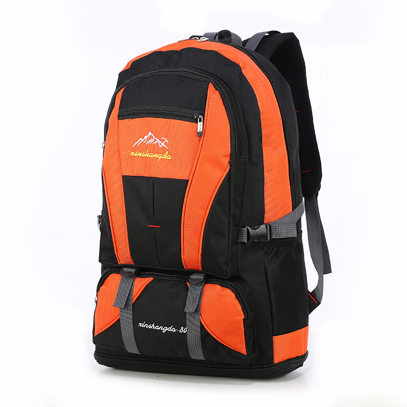 Outdoor Backpacks Sports Bag Travel Rucksack Men Waterproof Lightweight Women Walking Climbing Hiking Bags Camouflage Backpack in Climbing Bags from Sports Entertainment