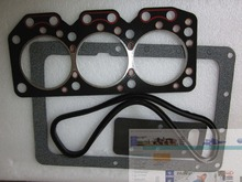 Laidong KM385BT the gaskets kit including head gasket,oil sum gasket and valve cover rubber seal