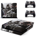 Tom Clancy's Rainbow Six Siege PS4 Console Designer Skin for PlayStation 4 System with Skins for PS4 Dualshock Controllers