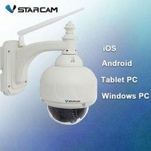 VStarcam C7833WIP 720P HD IP Камера Беспроводной Купольная Wi-Fi безопасности Камера CCTV Наружного видеонаблюдения Поддержка C7833