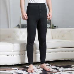 Мужские женские тонкие шерстяные мягкие термобелье, нижнее белье, зимние Утепленные термо-брюки, подштанники для пар, супер теплые плюс