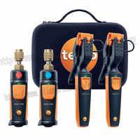 テストー 0563 0002 AC/R ワイヤレススマートプローブ診断マニホールド、 Bluetooth