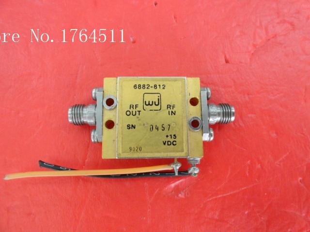 [BELLA] WJ 6882-812 15V SMA supply amplifier[BELLA] WJ 6882-812 15V SMA supply amplifier